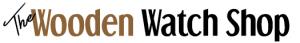 wooden watch shop logo
